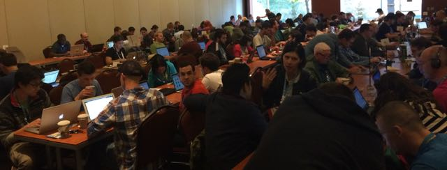 Working on web accessibility at WordCamp San Francisco 2014